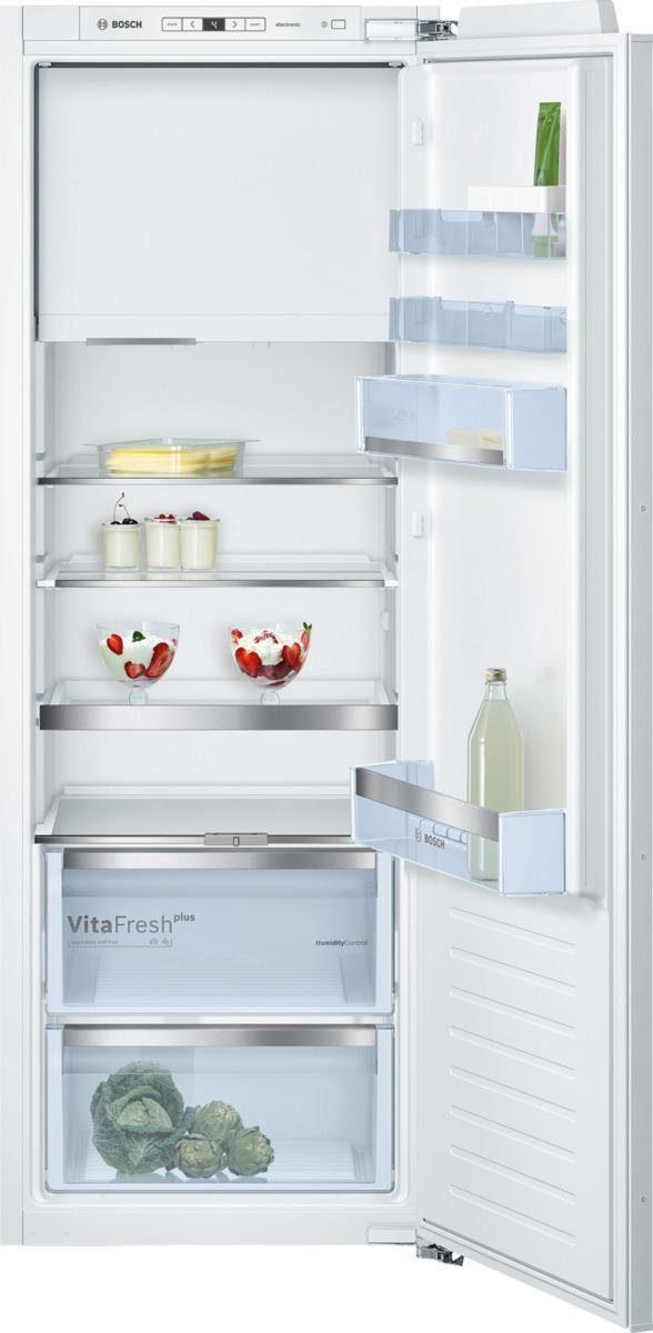 Bosch Einbau-Kühlautomat KIL72AF30, Energieklasse A++, 158 cm hoch, FreshSense