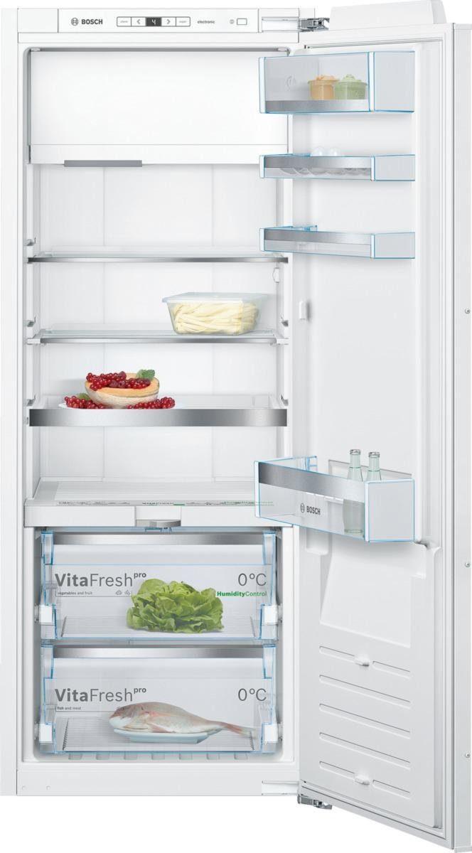 BOSCH Einbaukühlschrank KIF52AF30, 139,7 cm hoch, 55,8 cm breit, Energieklasse A++, 140 cm hoch
