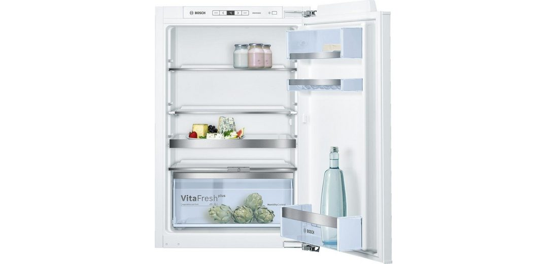 Bosch Einbau-Kühlautomat KIR21VF30, Energieklasse A++, 88 cm hoch, FreshSense
