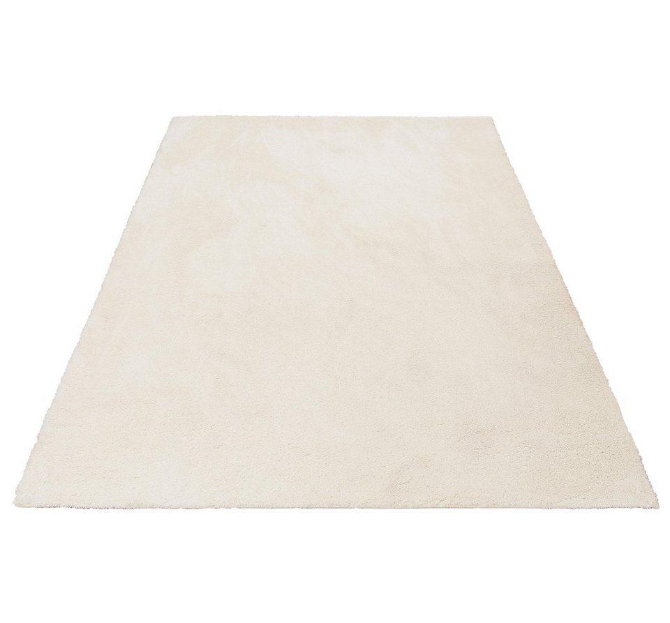 Teppich 200x200  Hochflor-Teppich »Irma«, my home, rechteckig, Höhe 32 mm ...