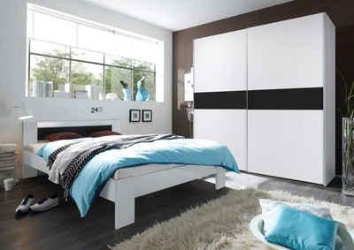 Wunderbar Schlafzimmer Set (2 Tlg.)
