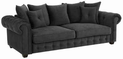 Ledersofa schwarz 3 sitzer  3-Sitzer Sofa online kaufen » Dreisitzer-Sofa | OTTO