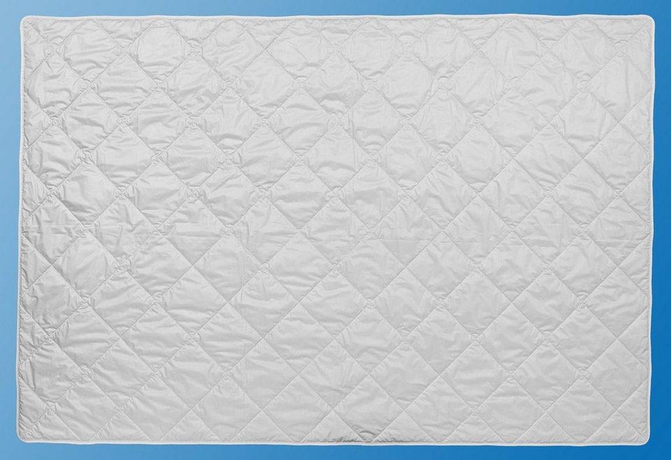 Microfaserbettdecke Summer Silk Linen Sommerbettdecke Centa