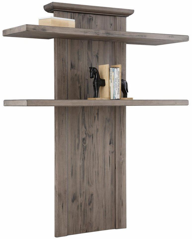 Premium collection by Home affaire TV-Paneel »Burgund«, Breite 110 cm in steingrau