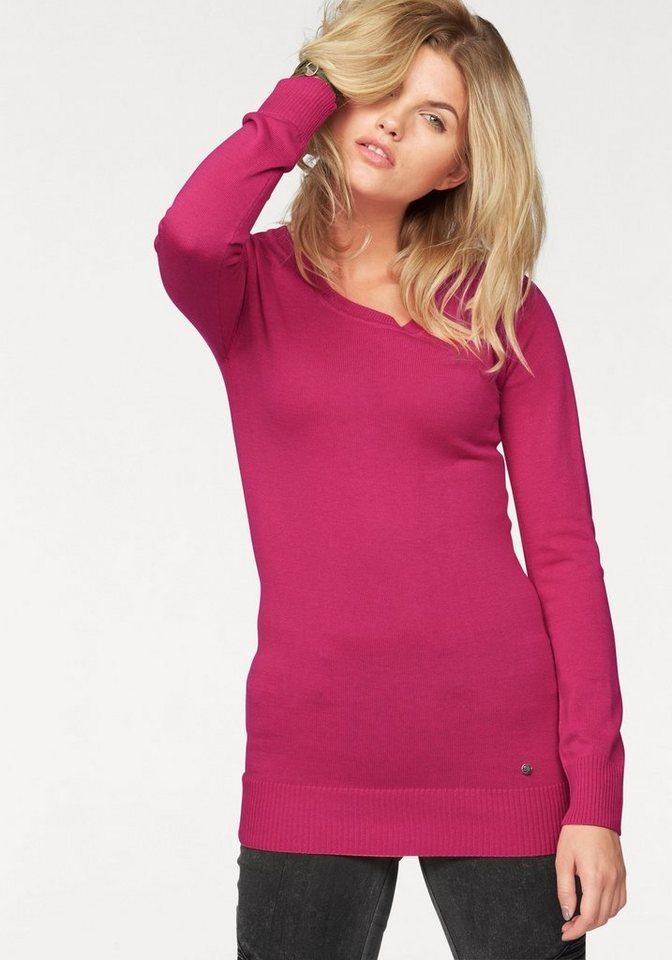 AJC Longpullover in pink