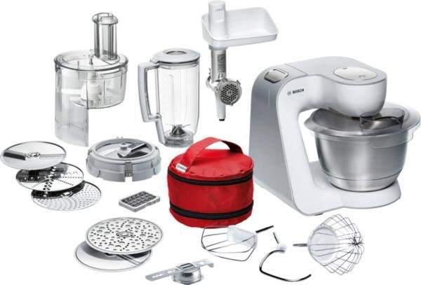 Bosch Küchenmaschine »Styline MUM54270DE«, 3,9 Liter, 900 Watt ...