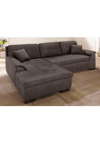 HOME AFFAIRE Kampinė sofa »Bergen«