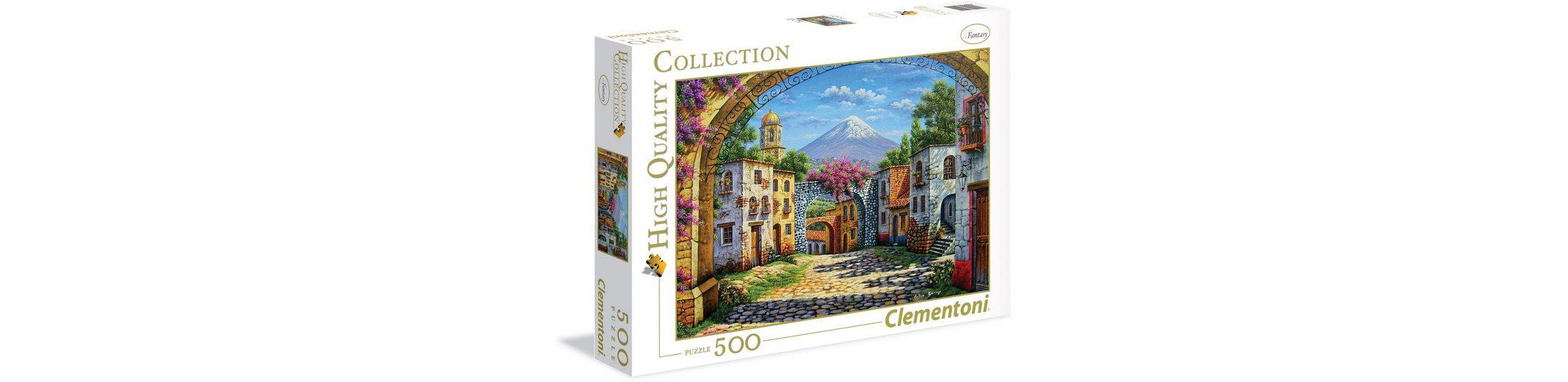 Clementoni Puzzle, 500 Teile, »Der Vulkan«