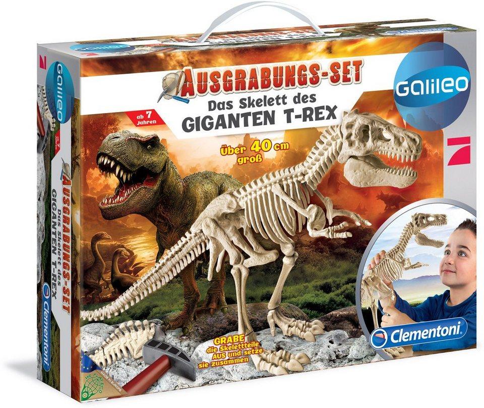 Kreativspielzeug, »Galileo T-Rex«