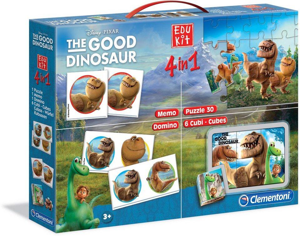 Clementoni Spielesammlung, »Disney Arlo&Spot Edu Kit«