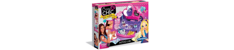 Clementoni Kreativset, »Tattoo Studio«