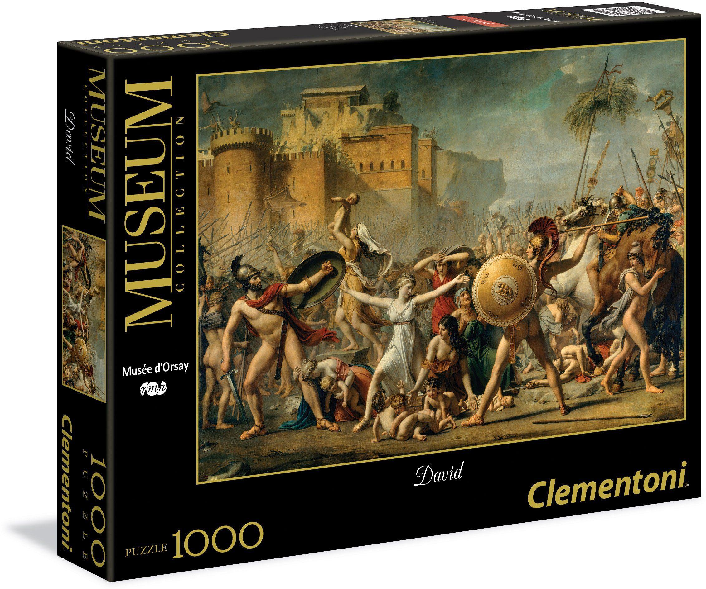 Clementoni Puzzle, 1000 Teile, »Intervention«