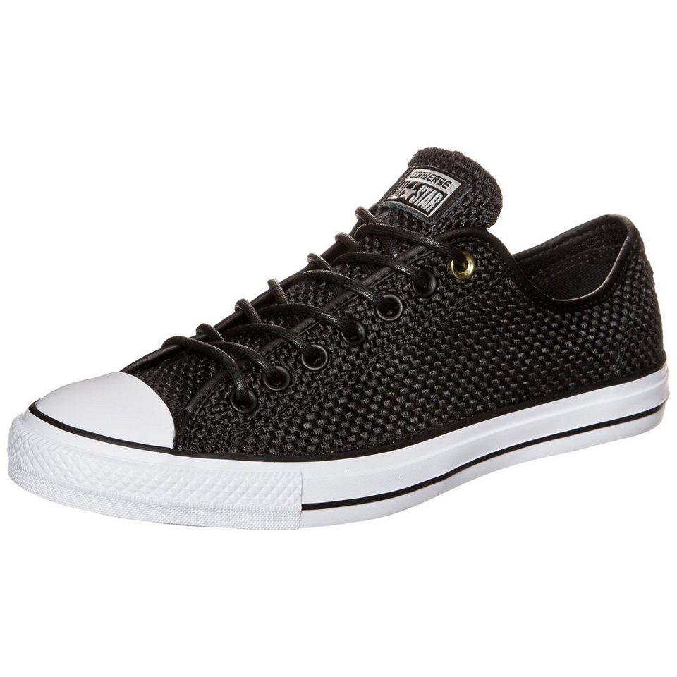 CONVERSE Chuck Taylor All Star OX Sneaker in schwarz / weiß