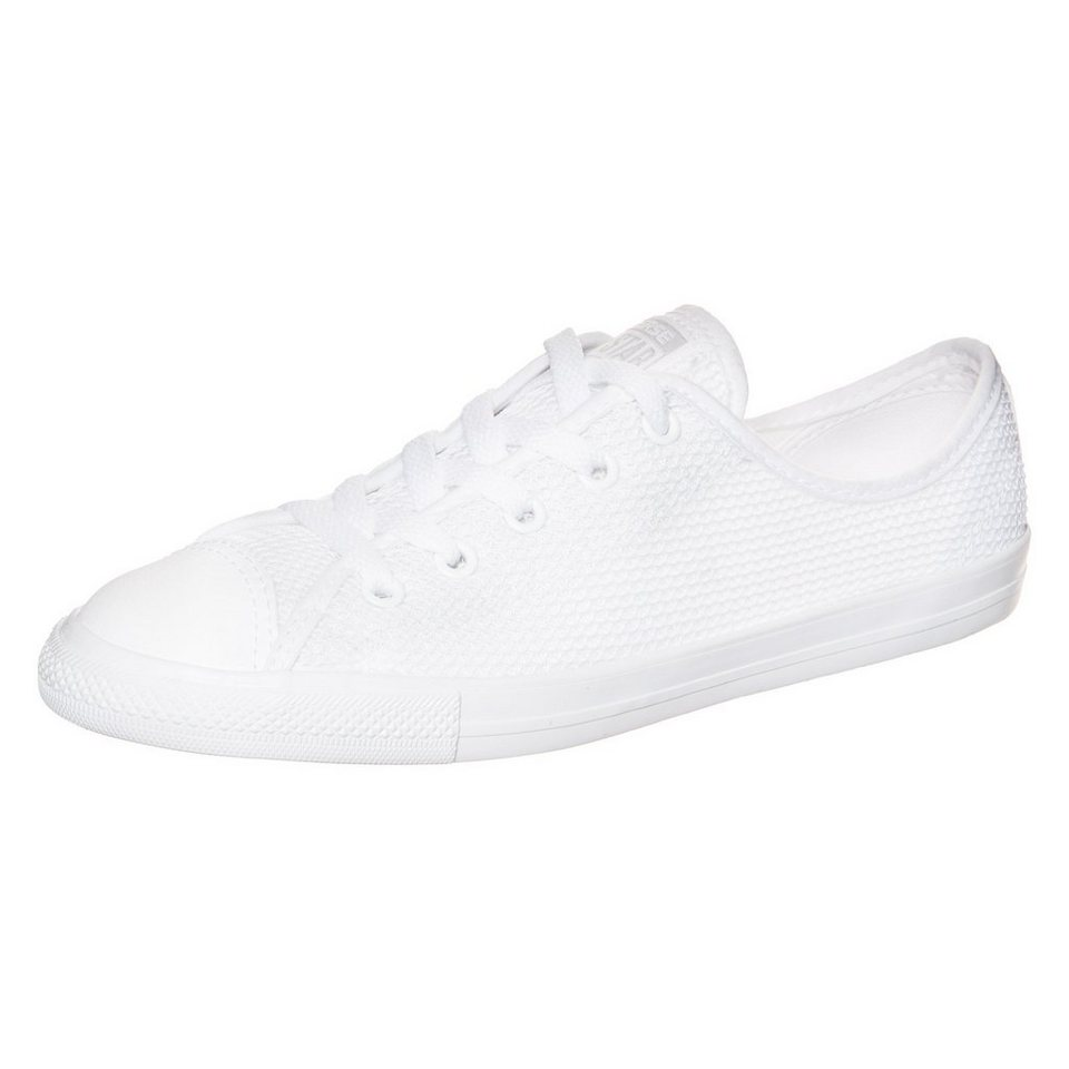 CONVERSE Chuck Taylor All Star Dainty OX Sneaker Damen in weiß