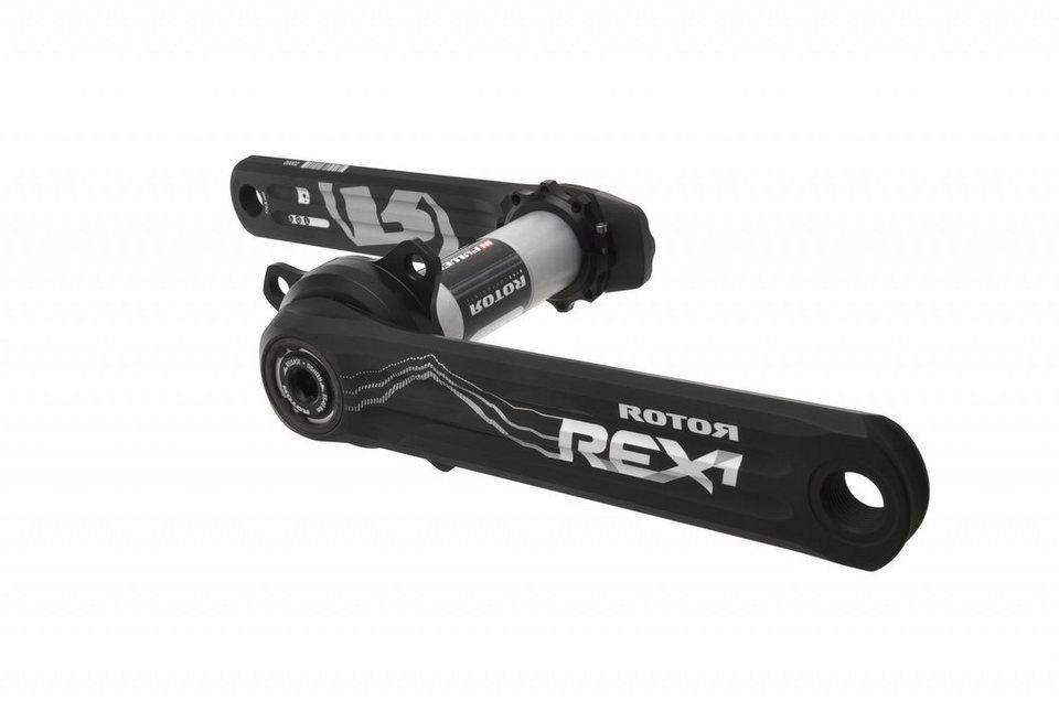 Rotor Kurbel »REX 1.1 INPOWER Kurbel 76 mm 1-fach«