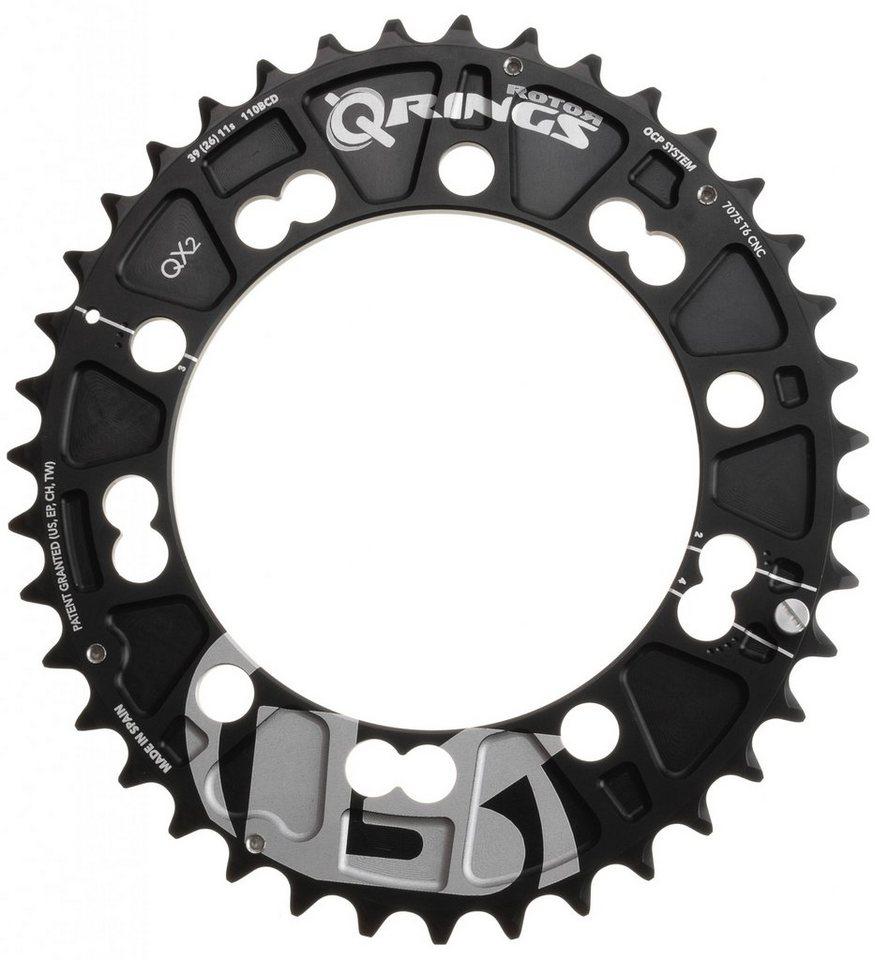 Rotor Kettenblatt »Q-Ring MTB QX2 Kettenblatt außen 110 mm«