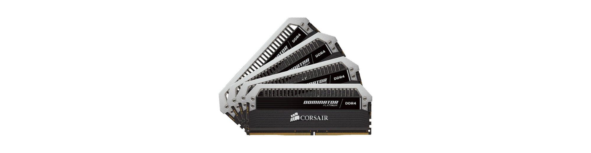 Corsair Arbeitsspeicher »DIMM 64 GB DDR4-3333 Quad-Kit«
