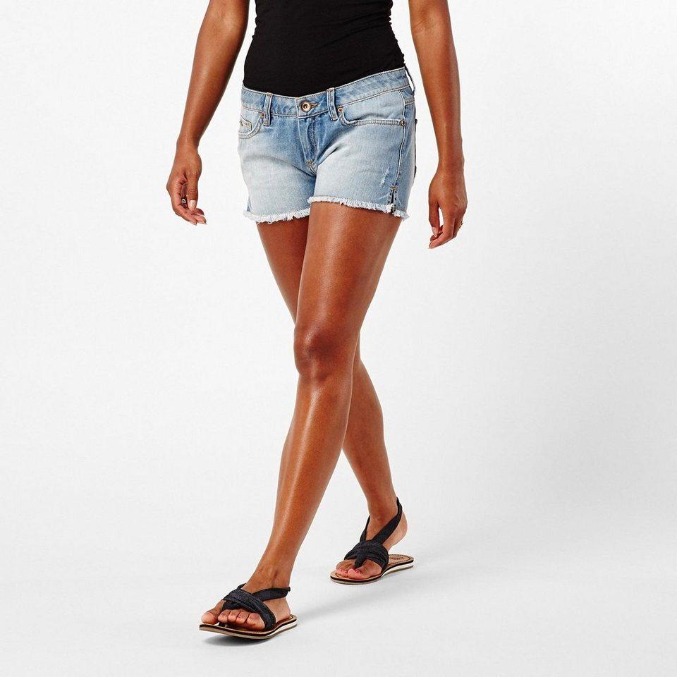 O'Neill Shorts »Island Denim« in gebleichtes Denim