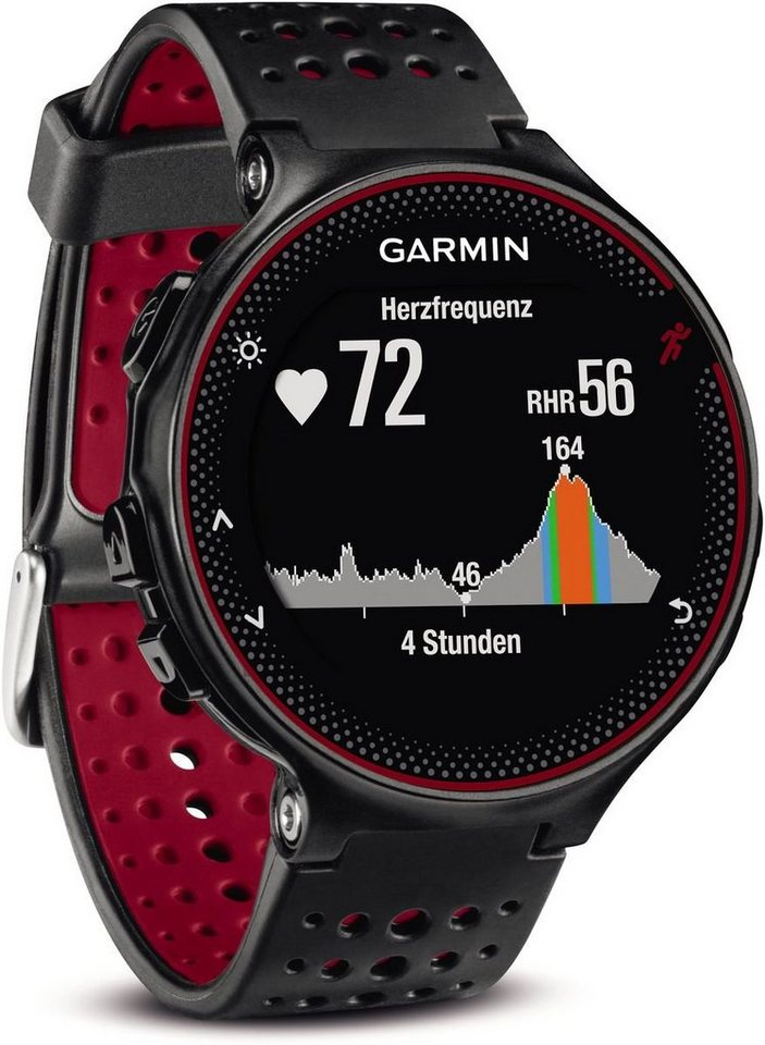garmin sportuhr forerunner 235 whr online kaufen otto. Black Bedroom Furniture Sets. Home Design Ideas