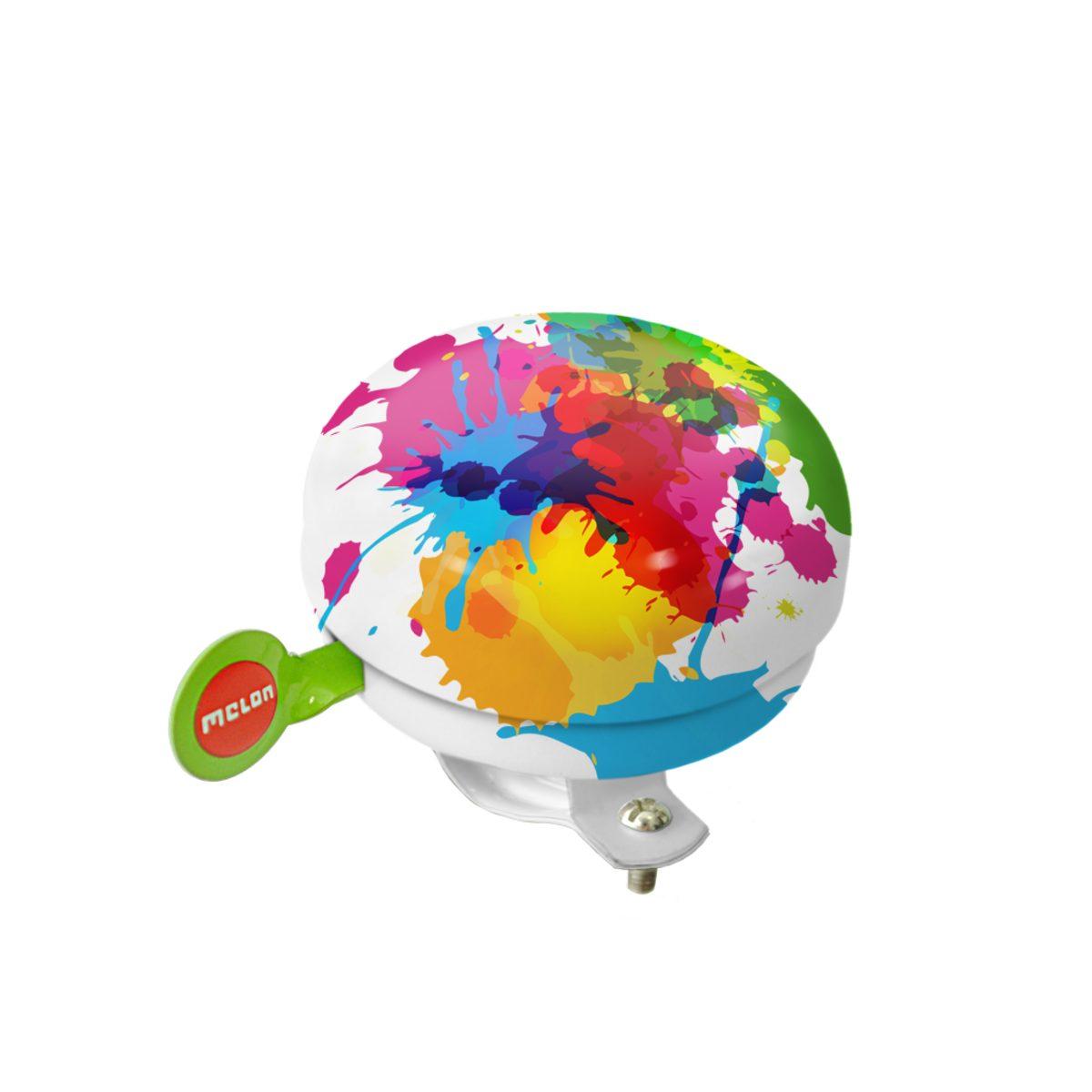 Melon Zubehör »Fahrradklingel Coloursplash«
