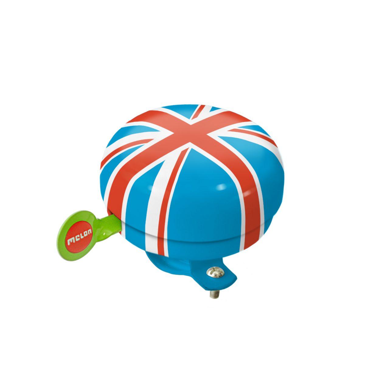 Melon Zubehör »Fahrradklingel Union Jack Summer Sky«