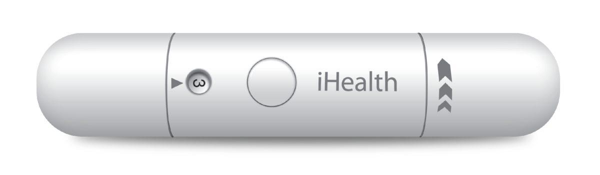 iHealth Medizinisches Zubehör »Stechhilfe für Lanzetten«