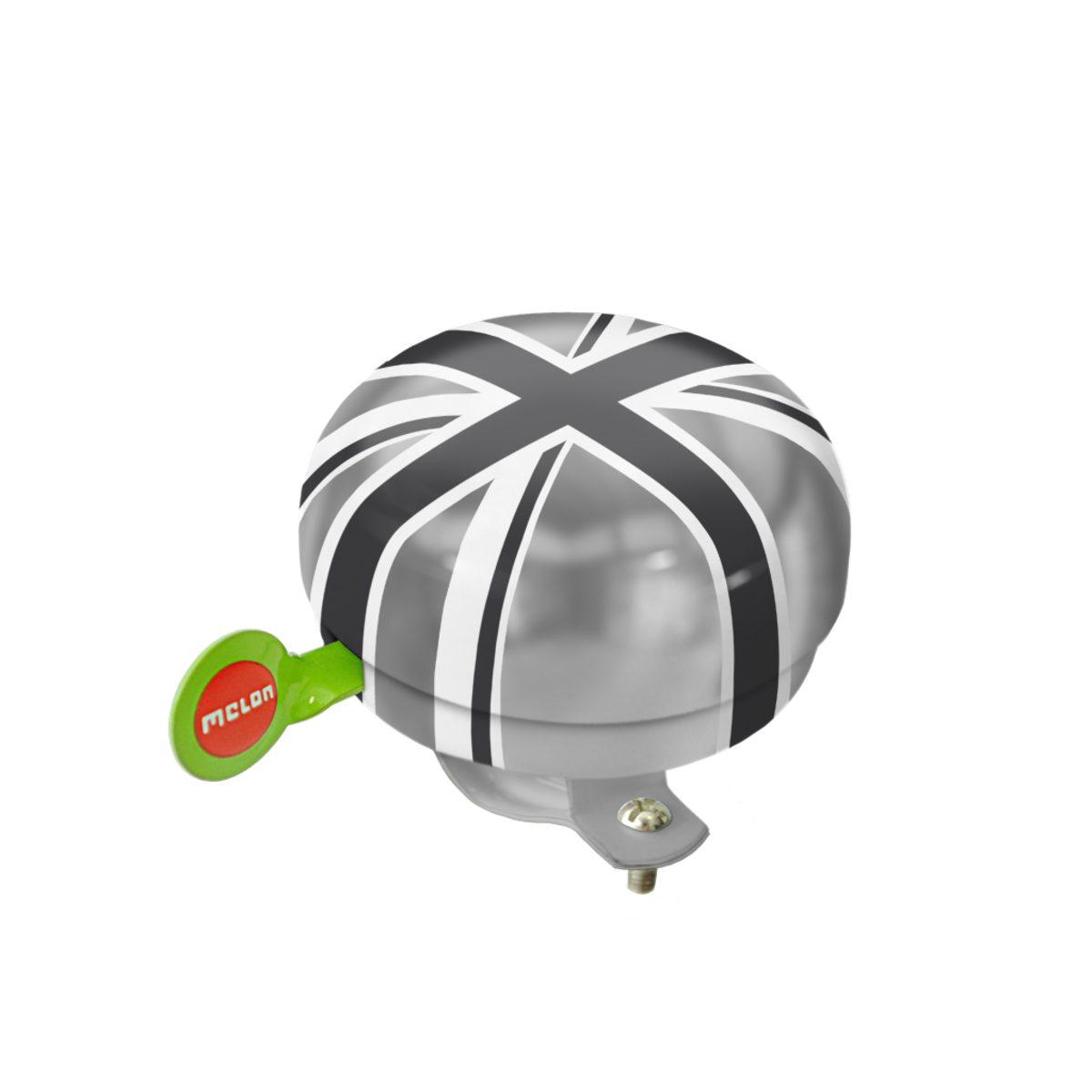 Melon Zubehör »Fahrradklingel Union Jack Plain«