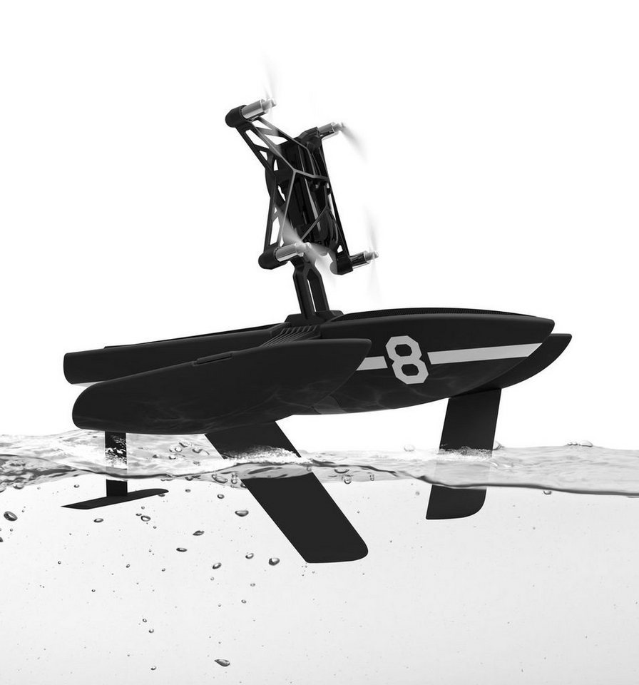 Parrot Drohne »Hydrofoil Drone - New Z« in Schwarz