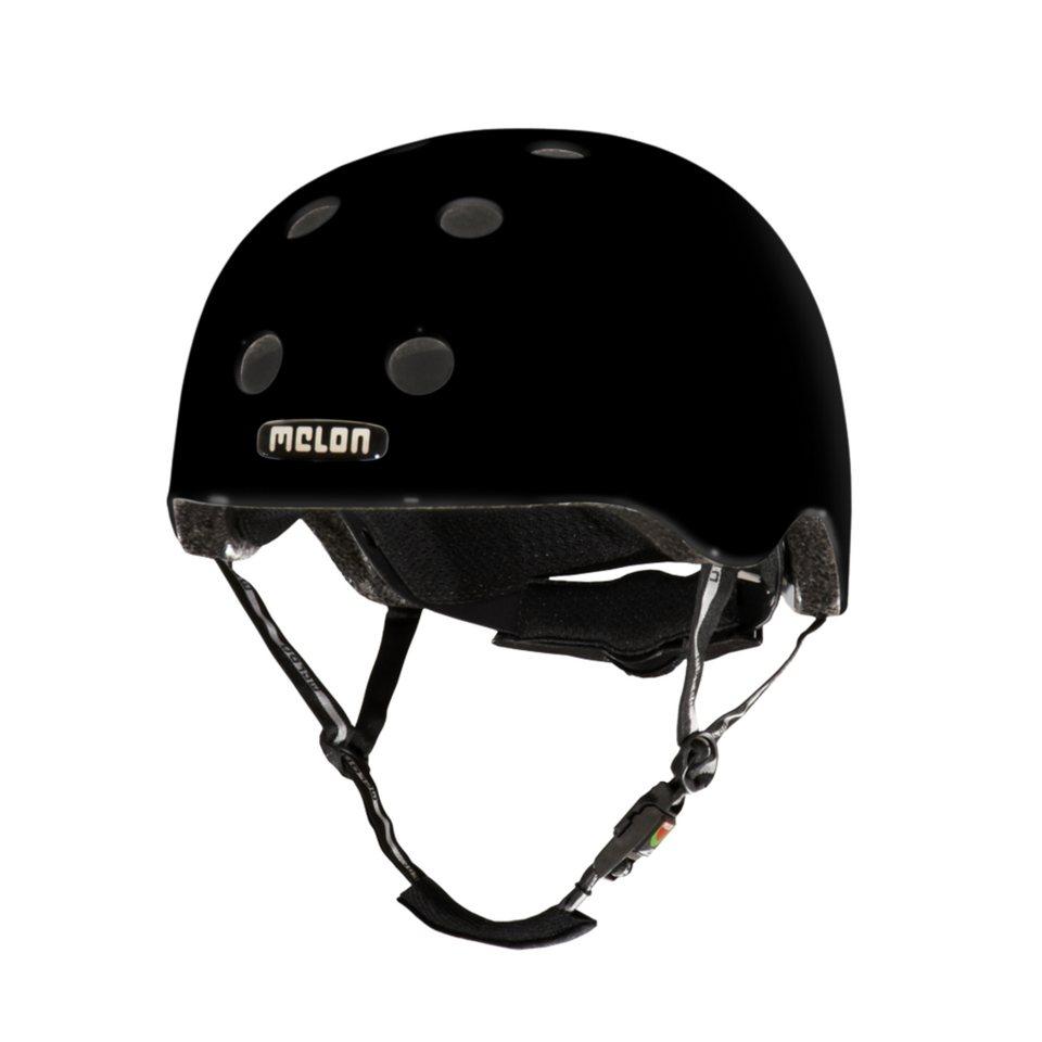 Melon Helm »Pure Matt Collection (M-L) matt« in Schwarz