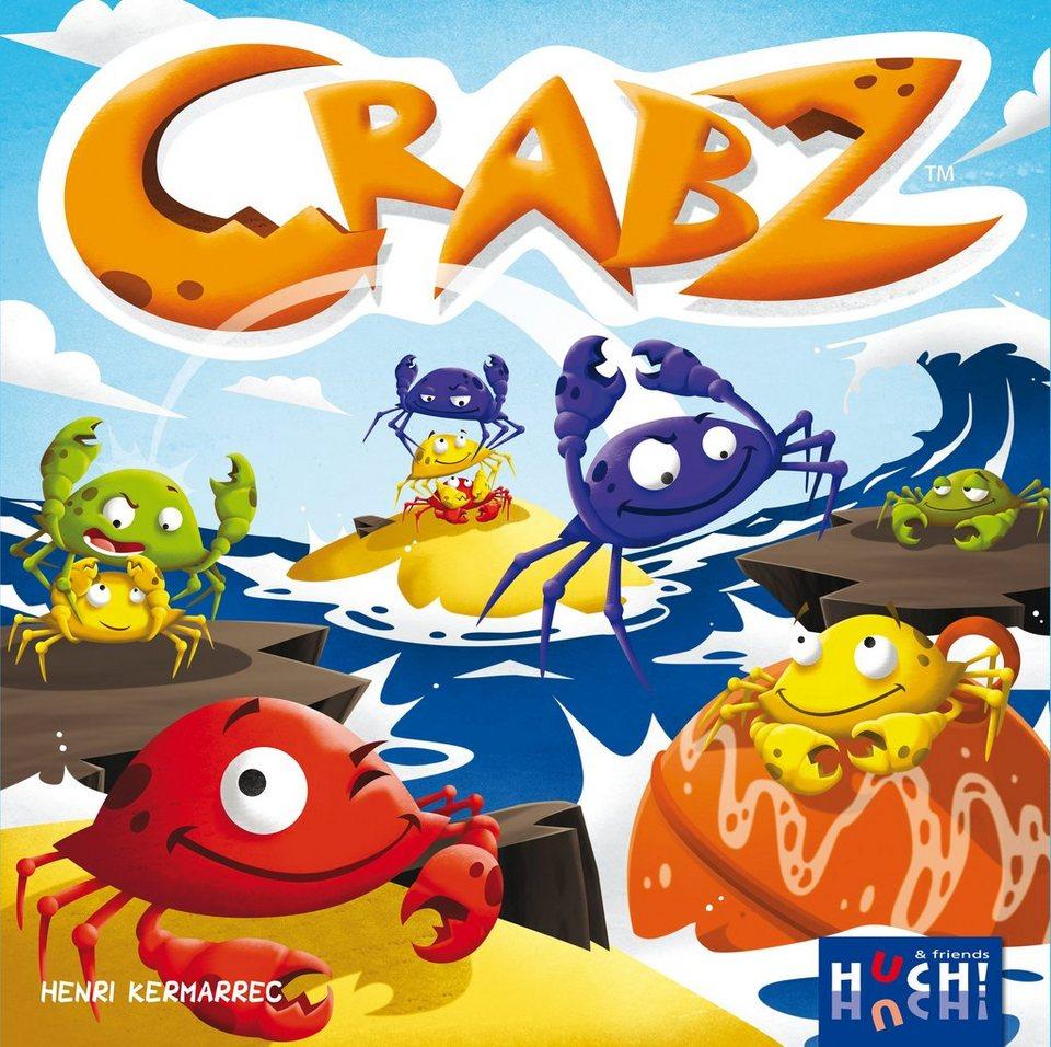 Huch! & friends Brettspiel, »Crabz«