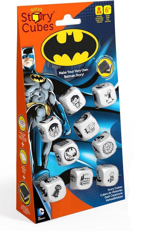 Hutter Trade Selection Würfelspiel, »Story Cubes Batman«