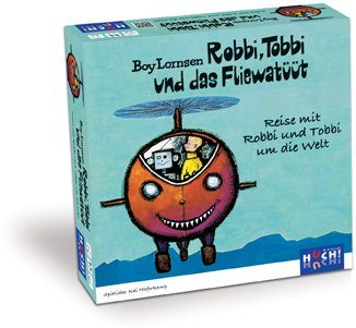 Huch! Spiel, »Robbi,Tobbi und das Fliewatüüt«