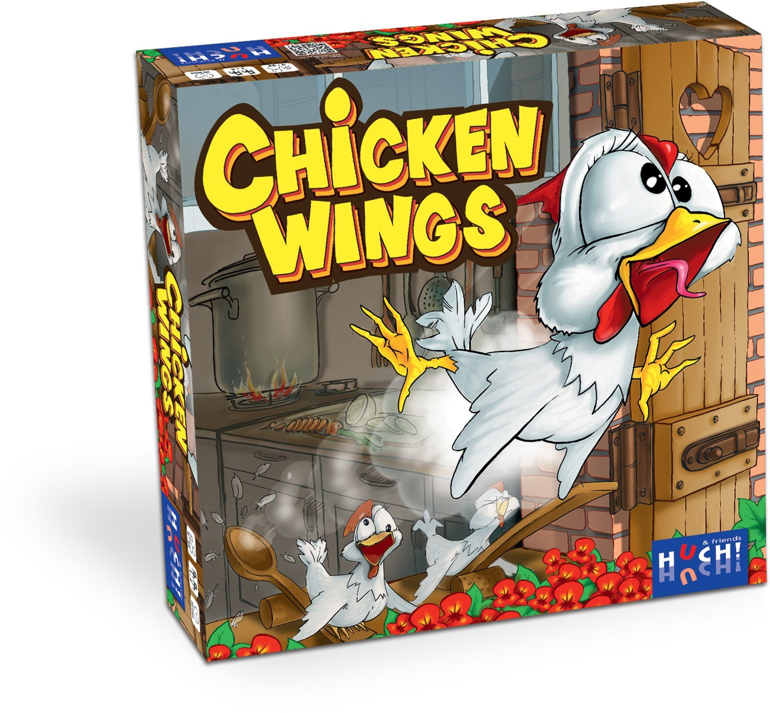 Huch! Spiel, »Chicken Wings«