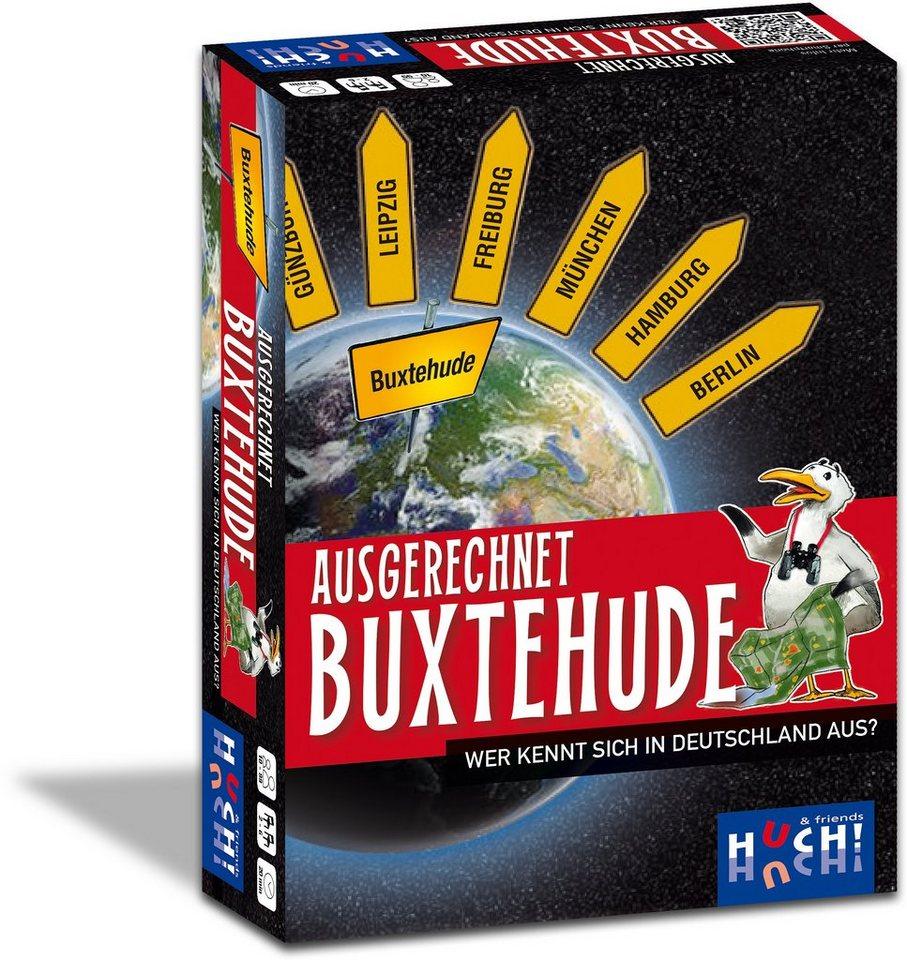 Huch! & friends Wissensspiel für die ganze Familie, »Ausgerechnet Buxtehude«