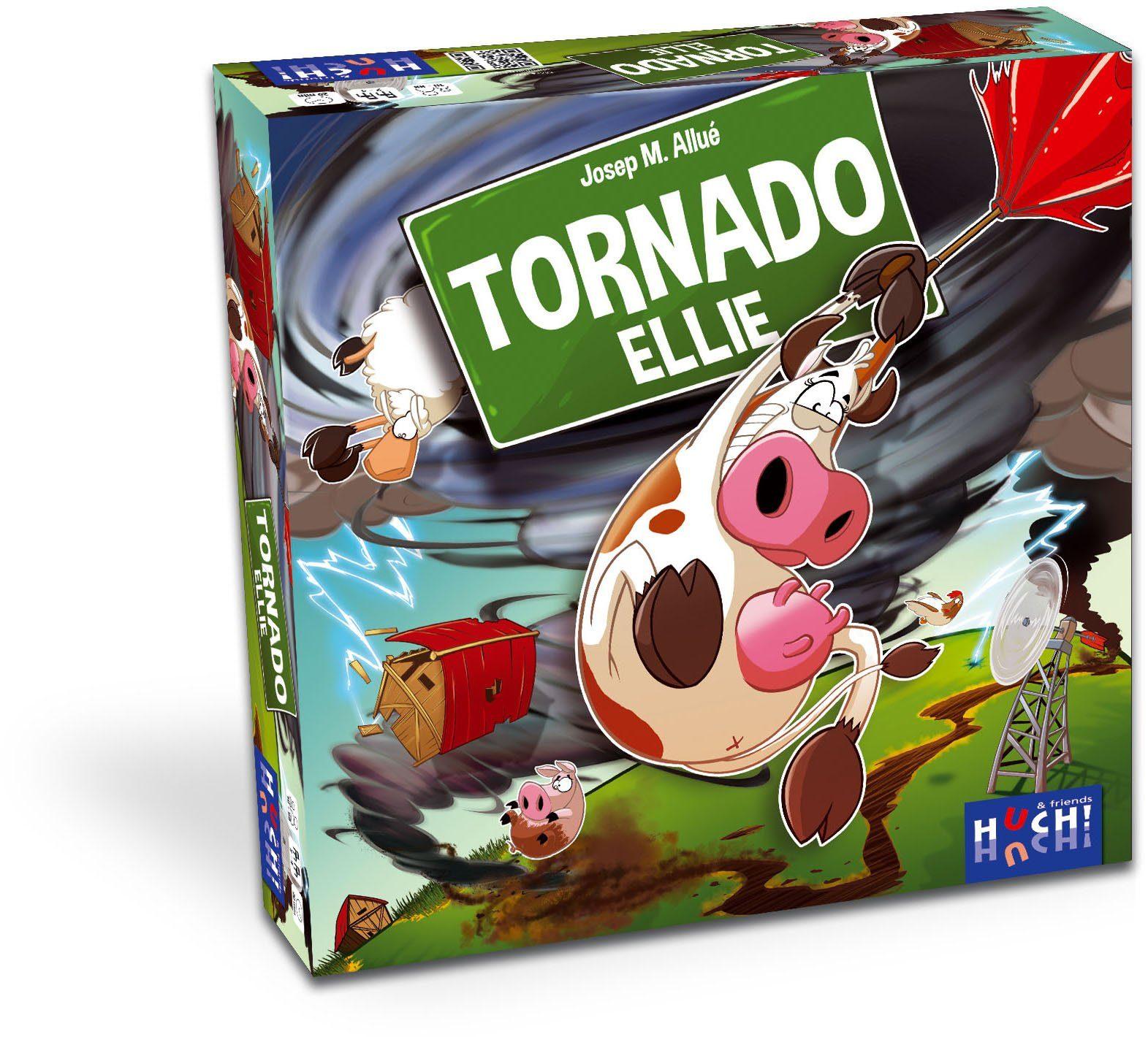 Huch! & friends Karten und Stapelspiel, »Tornado Ellie«