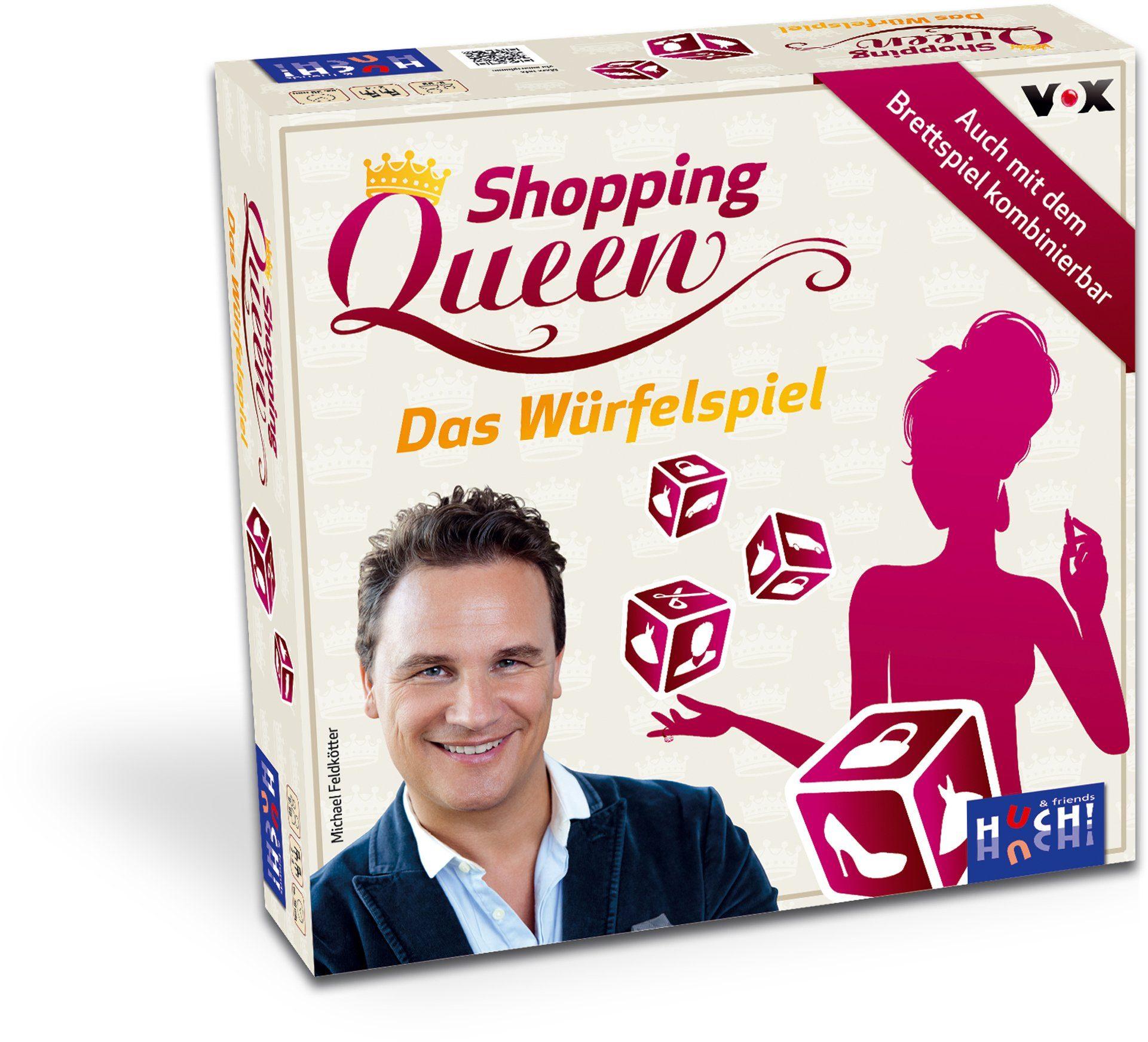 Huch! & friends Würfelspiel, »Shopping Queen Würfelspiel«