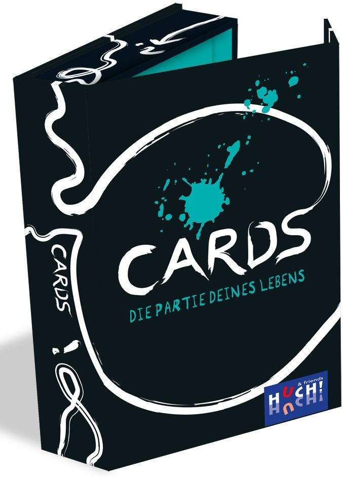 Huch! & friends Kartenspiel, »Cards«