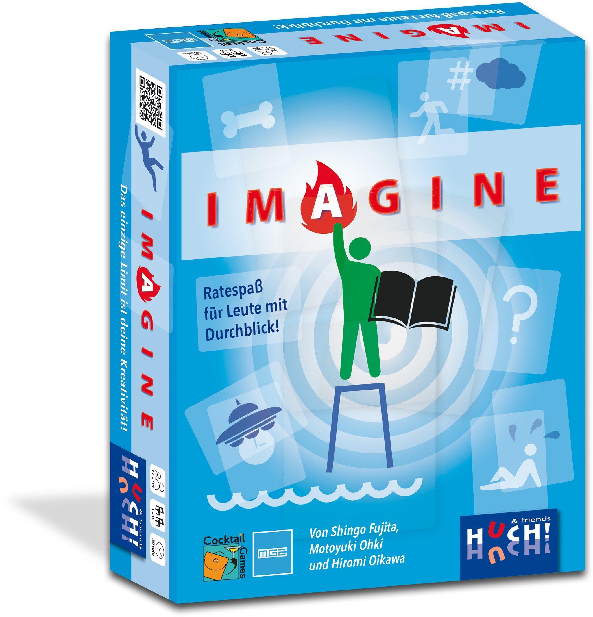Huch! & friends Ratespiel, »Imagine«