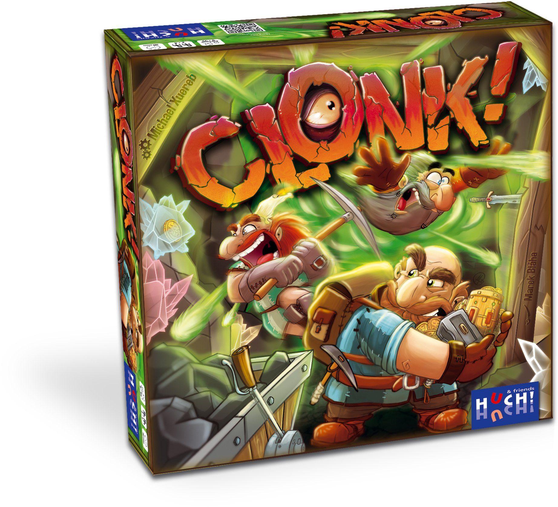 Huch! & friends Kartenspiel, »Clonk«