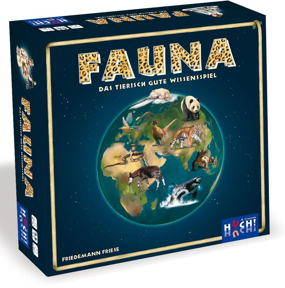 Huch! & friends Brettspiel, »Fauna«