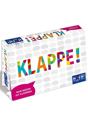 "Spiel ""Klappe"""