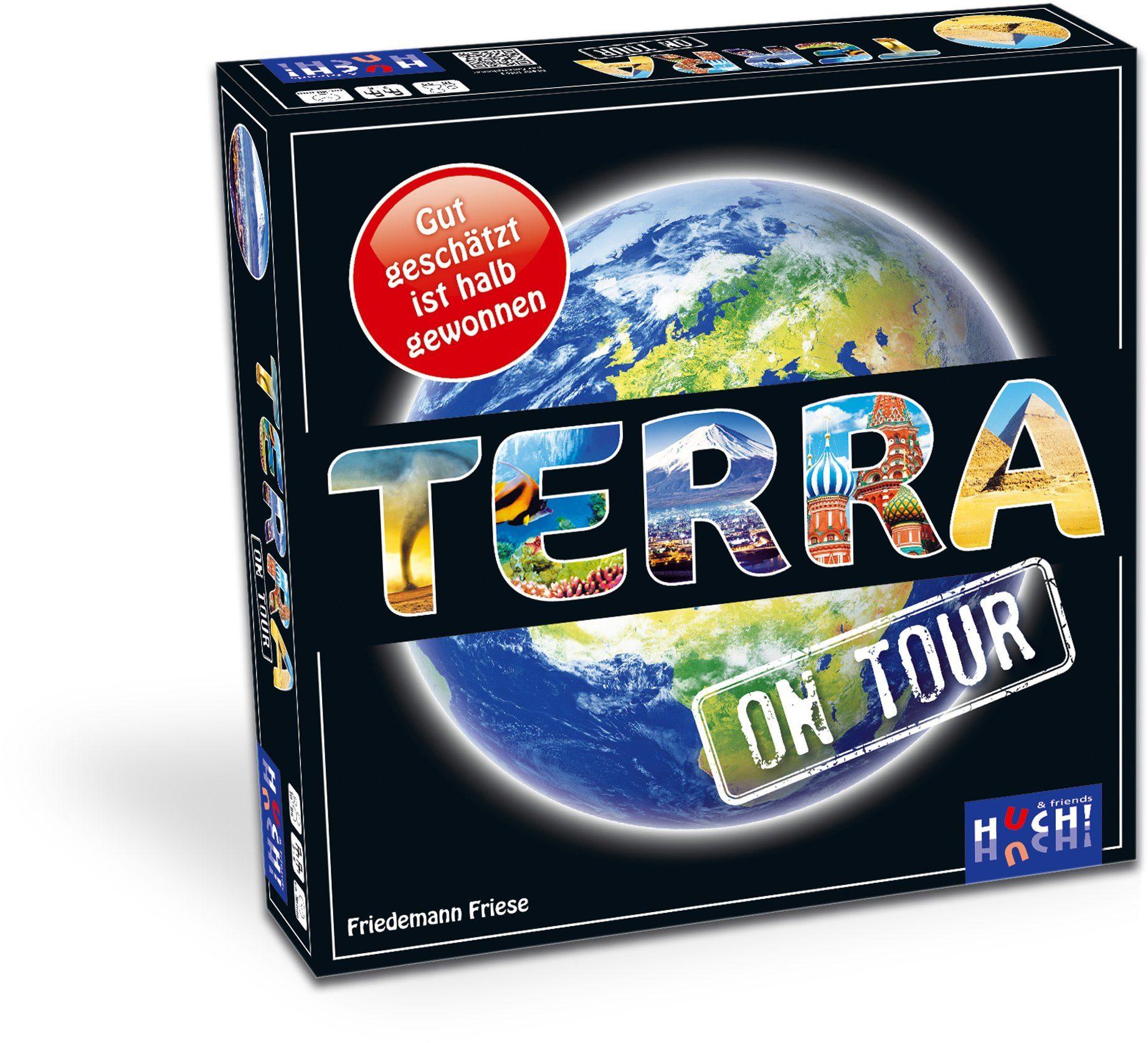 Huch! & friends Gesellschaftsspiel, »Terra on Tour«