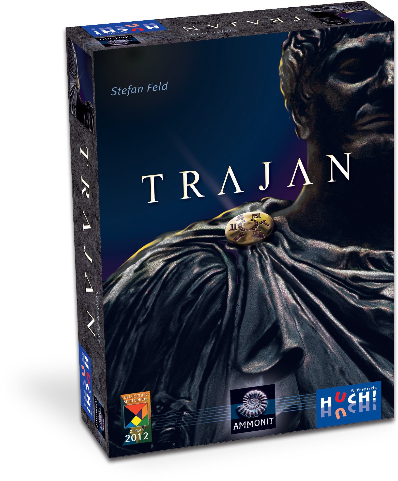 Huch! & friends Strategiespiel, »Trajan«