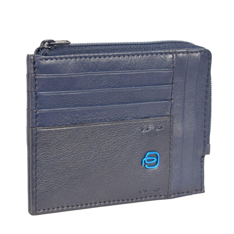 Piquadro Pulse Kreditkartenetui Leder 12,5 cm