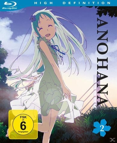 Blu-ray »Anohana - Vol. 2«