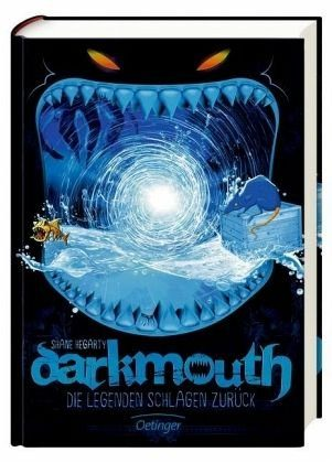 Gebundenes Buch »Die Legenden schlagen zurück / Darkmouth Bd.3«