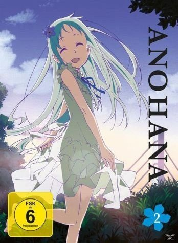 DVD »Anohana - Vol. 2«