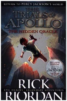 Broschiertes Buch »The Trials of Apollo 01. The Hidden Oracle«