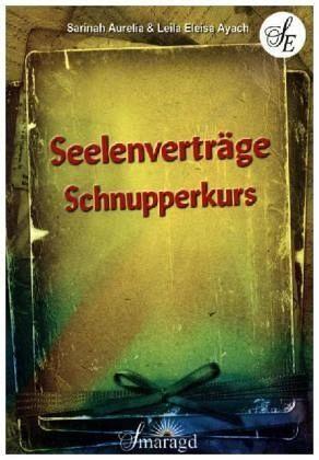 Broschiertes Buch »Seelenverträge Schnupperkurs«