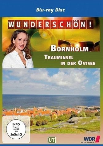 Blu-ray »Bornholm - Trauminsel in der Ostsee, 1 Blu-ray«